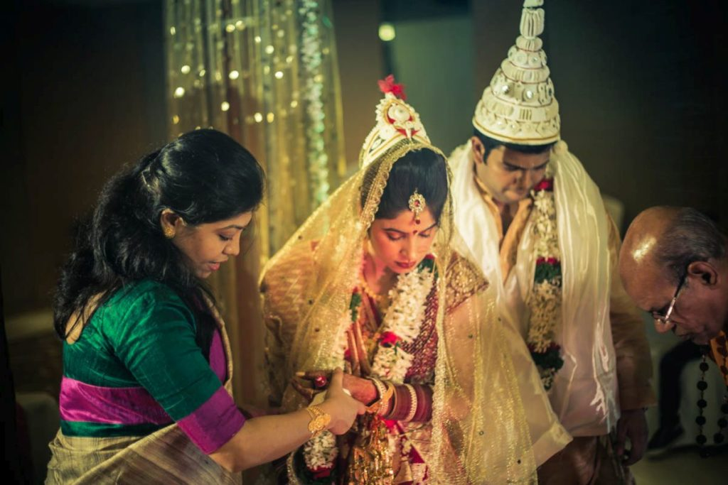 professional wedding photographers in pune